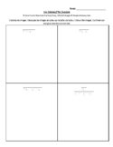 Core French Les Saisons: Cut out and Match Activity
