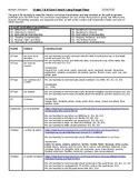 Core French Long Range Plans Grade 7 & Grade 8