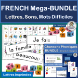 Core French Phonics and Sight Word MEGA Bundle GET IT NOW!