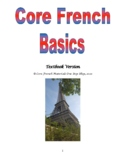 Core French Review Booklet Textbook Version