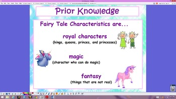 Core Knowledge 2nd Grade Listening and Learning Domain 1  Lesson 4 Flipchart