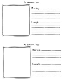 Core Knowledge 4th Grade Sayings Booklets