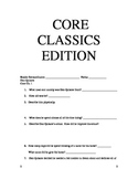 Core Knowledge 5th Grade Don Quixote Core Classics Chapter