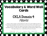 Core Knowledge (CKLA) Vocabulary & Word Wall Cards for Dom