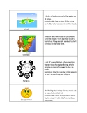 Core Knowledge. Columbus and the Pilgrims vocabulary flash cards