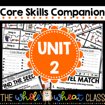 Core Knowledge Companion: Skills Unit 2