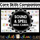 Core Skills Companion: Sound & Spell Cards
