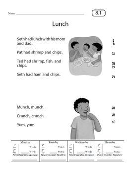 Core Knowledge Unit 1 Fluency Passages