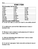 Core Knowledge Grad 7 Stems Lists 1-3 Practice and Quiz