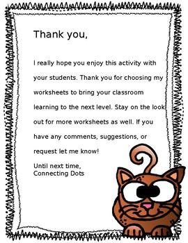 Core Knowledge Second Grade Unit 1 Cat Bandit Comprehension
