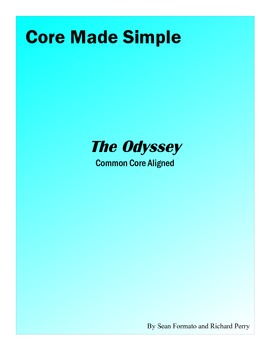 Core Made Simple - The Odyssey Unit Plan