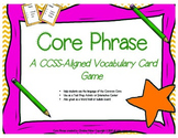 Common Core Reading Taboo