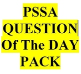 PSSA Question of the Day Linked to PA Core and Common Core