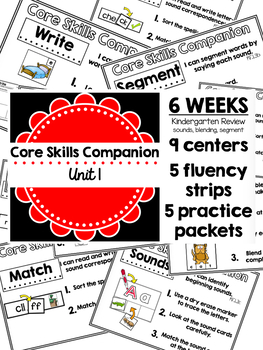 Core Skills Companion-Unit 1