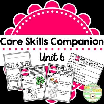 Core Skills Companion-Unit 6