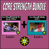 Core Strength Bundle (Strengthening exercises ideal for PK