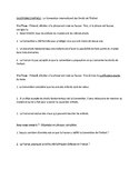 Core Topics : Global Issues : article & questions on children's rights