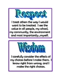 Core Values Signs