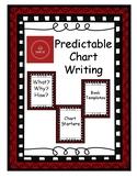 Core Vocab Predictable Chart Writing