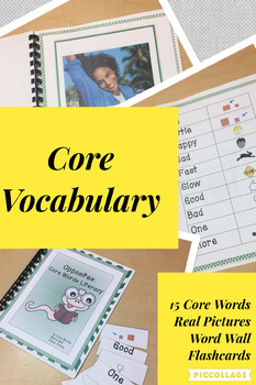 Core Vocabulary