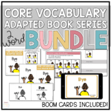 Core Vocabulary Adapted Book Bundle - Hi & Bye