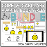 Core Vocabulary Adapted Book Bundle - Yes & No