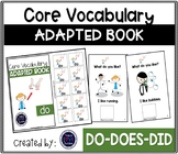 Core Vocabulary Adapted Book: Do