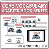 Core Vocabulary Adapted Book - Finished