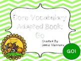 Core Vocabulary Adapted Book: Go