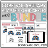 Core Vocabulary Adapted Book - Growing Mega Bundle