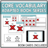 Core Vocabulary Adapted Book - No