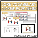 Core Vocabulary Adapted Book - You