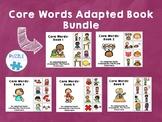 Core Vocabulary Adapted Books Bundle
