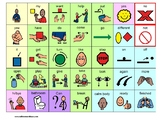 Core Vocabulary Board