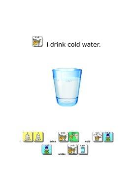 Core Vocabulary DRINK