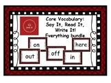 Core Vocabulary: EVERYTHING Mega pack