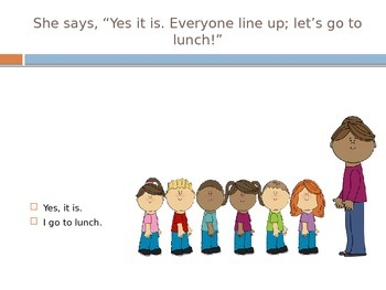 Core Vocabulary Unit 2 for AAC Users and Nonverbal Students