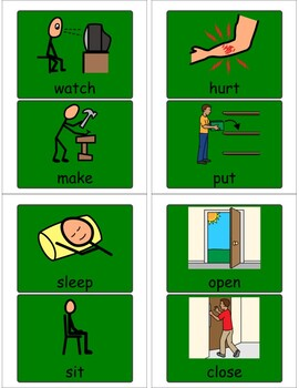 Core Vocabulary Visuals