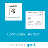Core Vocabulary Word of the Week- I/Me Therapy Pack