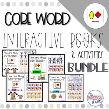 Core Word DIFFERENT Bundle