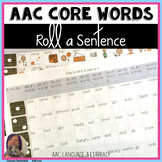Core Word Fill in the Blank for AAC Users