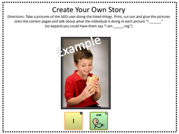 Core Word I Packet: Simply20 SymbolStix Vocabulary