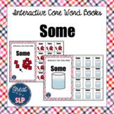 Core Word Interactive Books: Some