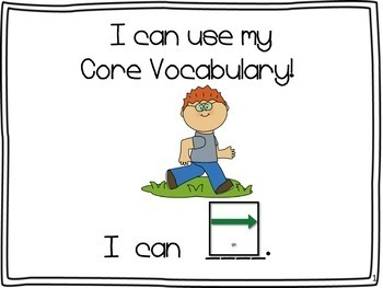 Core Vocabulary Review Book