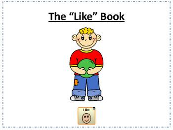 Core Word Like Packet: Simply20 SymbolStix Vocabulary