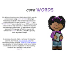 Core Words Book