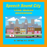 CORE WORDS Workbook-Speech Sound City