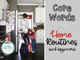 Core Words for Home Activities