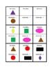 Cores e Formas (Colors and Shapes in Portuguese) Eu tenho