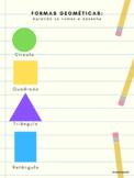Cores e Formas Geométricas